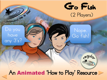 Go Fish - How to Play Resource - Regular