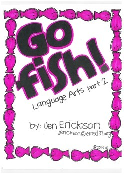 Go Fish! (Language Arts part 2)