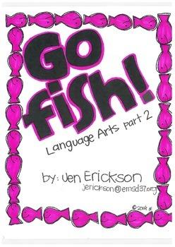 Go Fish! (Language Arts part 2)