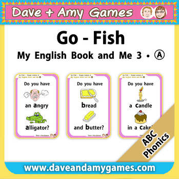ABC Phonics: Go Fish
