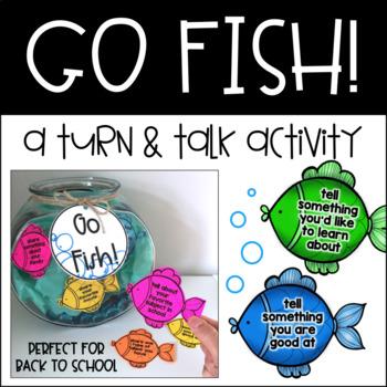 Go, Fish! Back to School