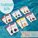 Go Fish Multiplication Game