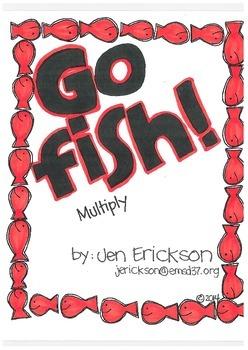 Go Fish! (Multiply)