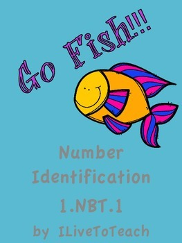 Go Fish! Number Identification