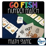 Go Fish Number Matching Game