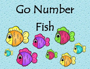 Go Fish - Number Sense Game