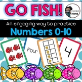 Go Fish! Multiple representation card game (Numbers 0 – 10)