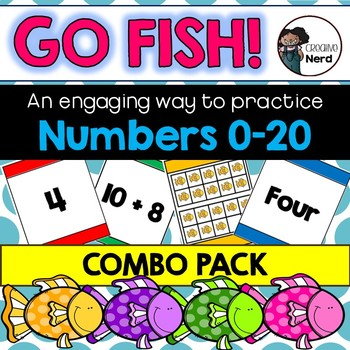 Go Fish! A multiple representation card game for numbers 0 – 20