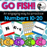 Go Fish! (Numbers 10 – 20) - Math Dollar Deals