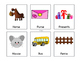 Go Fish/Old Maid Articulation Cards- S and S Blends