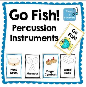 Go Fish Percussion!