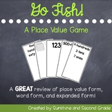 Go Fish: A Place Value Game