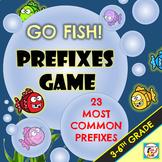 Go Fish! Prefixes Card Game