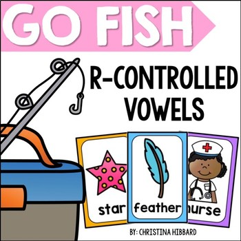 Go Fish R-Controlled Vowels