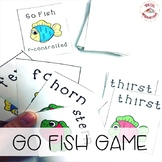 Go Fish! R-Controlled (ar, ir, ur, or, er)