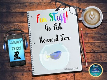 Go Fish Reward Jar