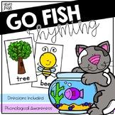 Go Fish - Rhyming