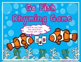 Go Fish Rhyming Game
