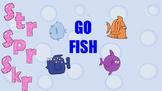 Go Fish: SKR, SPR, STR clusters