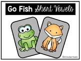 Go Fish - Short Vowel Sounds