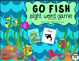 Go Fish Sight Word Game