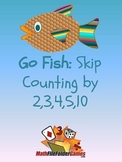 Go Fish: Skip Counting Game