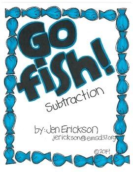 Go Fish! (Subtraction)