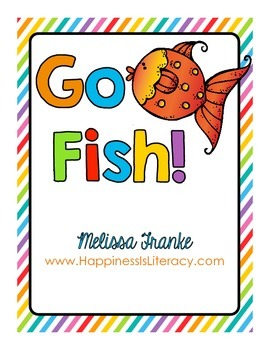 Go Fish! Teen Number Practice