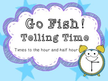 Go Fish: Telling Time