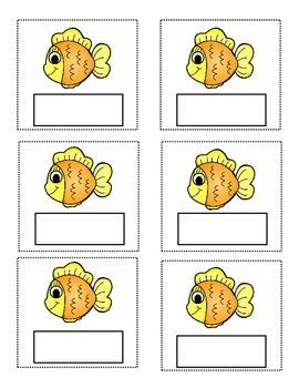 Go Fish Template