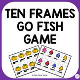 Pumpkin Activities Math Fall Ten Frames