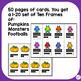 Go Fish Ten Frames Math Game to 20 October NBT Kindergarte