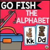 Go Fish The Alphabet