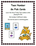 Go Fish Tricky Teens