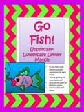 Go Fish! Uppercase-Lowercase