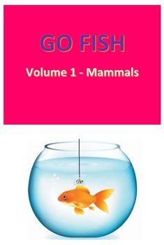 Go Fish -- Volume 1 -- Mammals