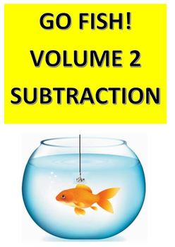 Go Fish! -- Volume 2 -- Subtraction