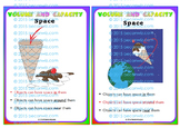 MATH GAME Go Fish Volume and Capacity