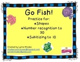 Go Fish Workstation FREEBIE