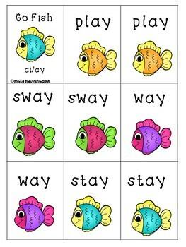 Go Fish ai/ay