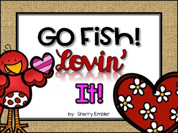 Go Fish! and Lovin' It! Teen Number Game