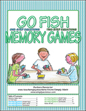 Go Fish and Memory Games for One-Step and Two-Step Equations
