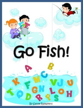 Go Fish cardgame