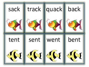 Go Fish for Happy Families  - 3 Set Bundle