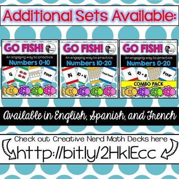 Go Fish for Teens (A multiple representation card game) #teachersremember