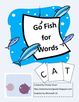 Go Fish for Words