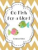 Go Fish for a Word