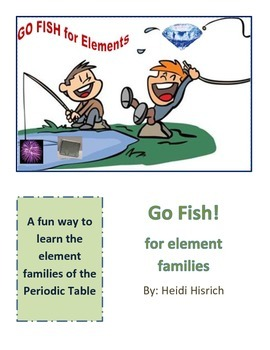Go Fish! for elements