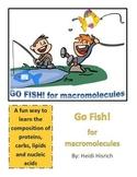Go Fish! for macromolecules