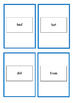 Go Fish game using Year 1 and 2 High Freqyency words